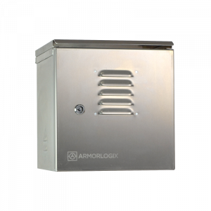 AL121211 NEMA 3 Aluminum Enclosure - Main