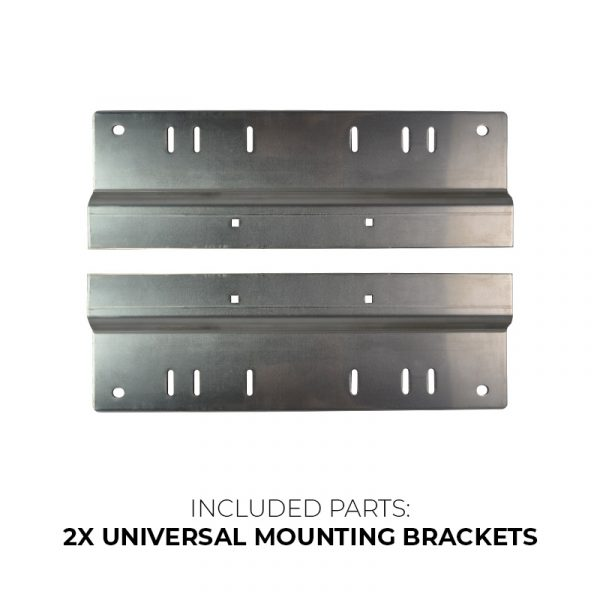 ArmorLogix Enclosure Accessory - Included Mounting Brackets