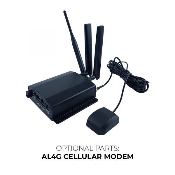 ArmorLogix Enclosure Accessory - Optional 4G Cellular Modem