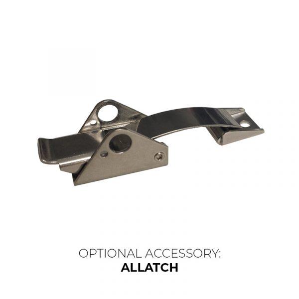 ArmorLogix Enclosure Accessory - Optional Latch - ALLATCH