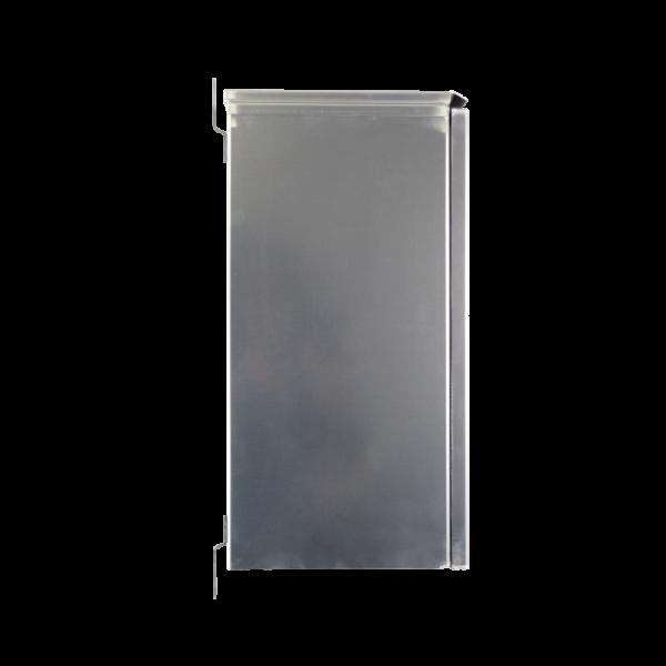 AL272213 NEMA 3 Product Image - Brackets Side