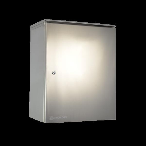 AL 272213N NEMA 4 Aluminum Enclosure - Main