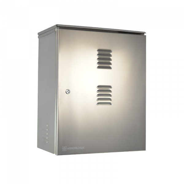 AL 272213 NEMA 3 Aluminum Enclosure - Main