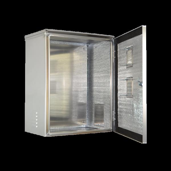 AL 272213 NEMA 3 Aluminum Enclosure - Preview