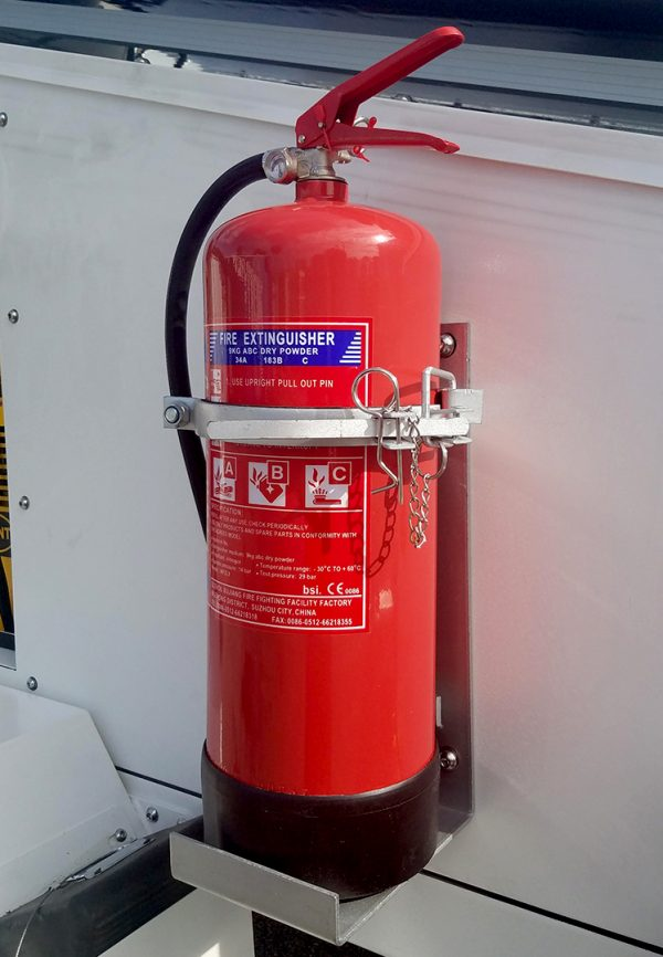 AL3500 - Callout Image for Website - Fire Extinguisher