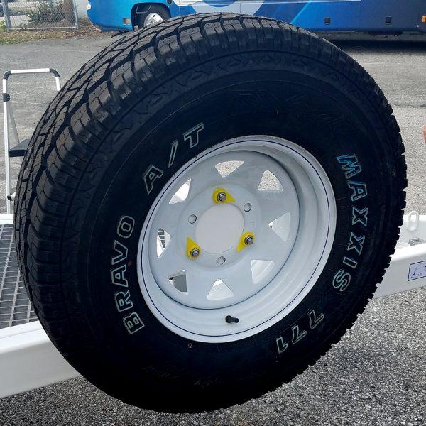 AL3500 - Callout Image for Website - Spare Tire
