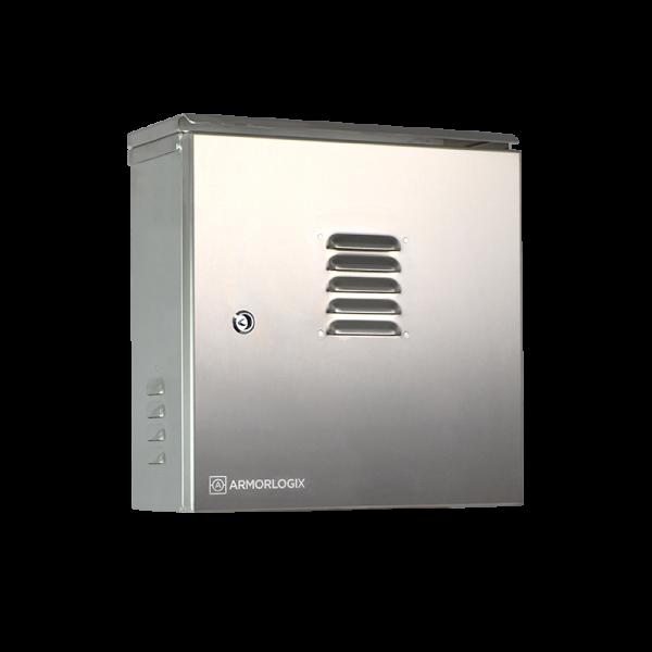 AL161606 NEMA 3 Aluminum Enclosure - Main