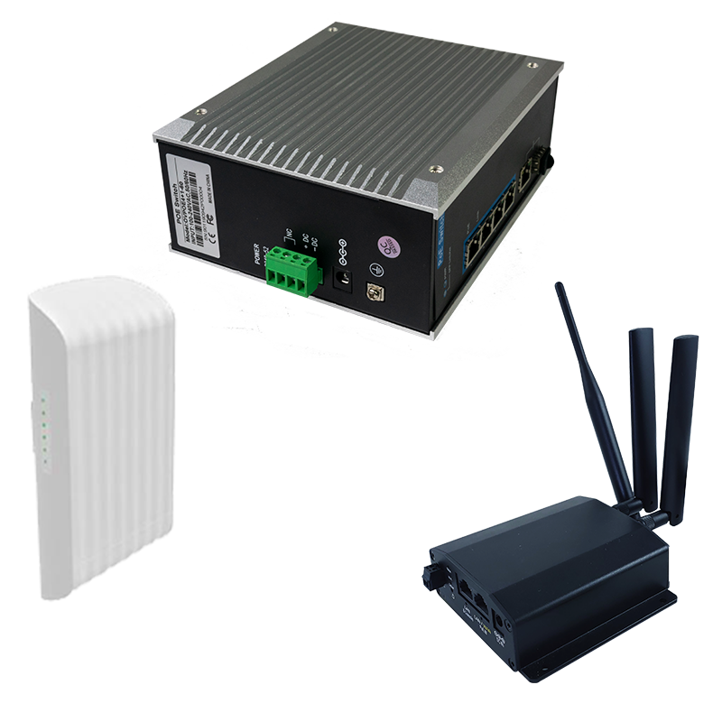 View All Connectivity Options - ArmorLogix