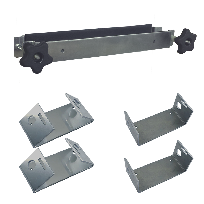 Brackets for ArmorLogix weatherproof enclosures