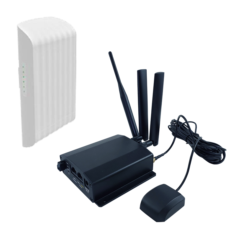 Remotely Access equipment in weatherproof enclosures