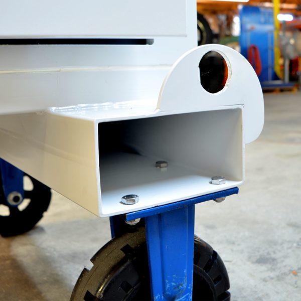 AL550 - Feature Callout - Forklift Point
