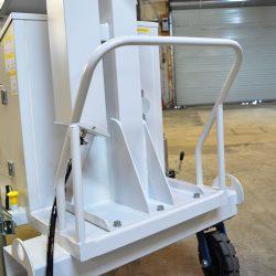 AL550 - Feature Callout - Pushcart Handle