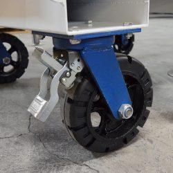 AL550 - Feature Callout - Wheel Lock