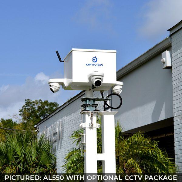 AL550 - Zoom Camera Package Enclosure