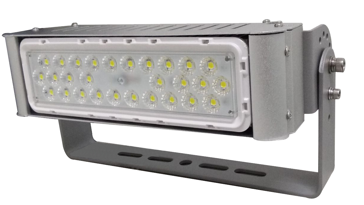 30W LED used with ArmorLogix Solar Cart or Trailer