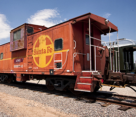 Weatherproof Aluminum Enclosures for Railroad crossings, Railway stations, and more