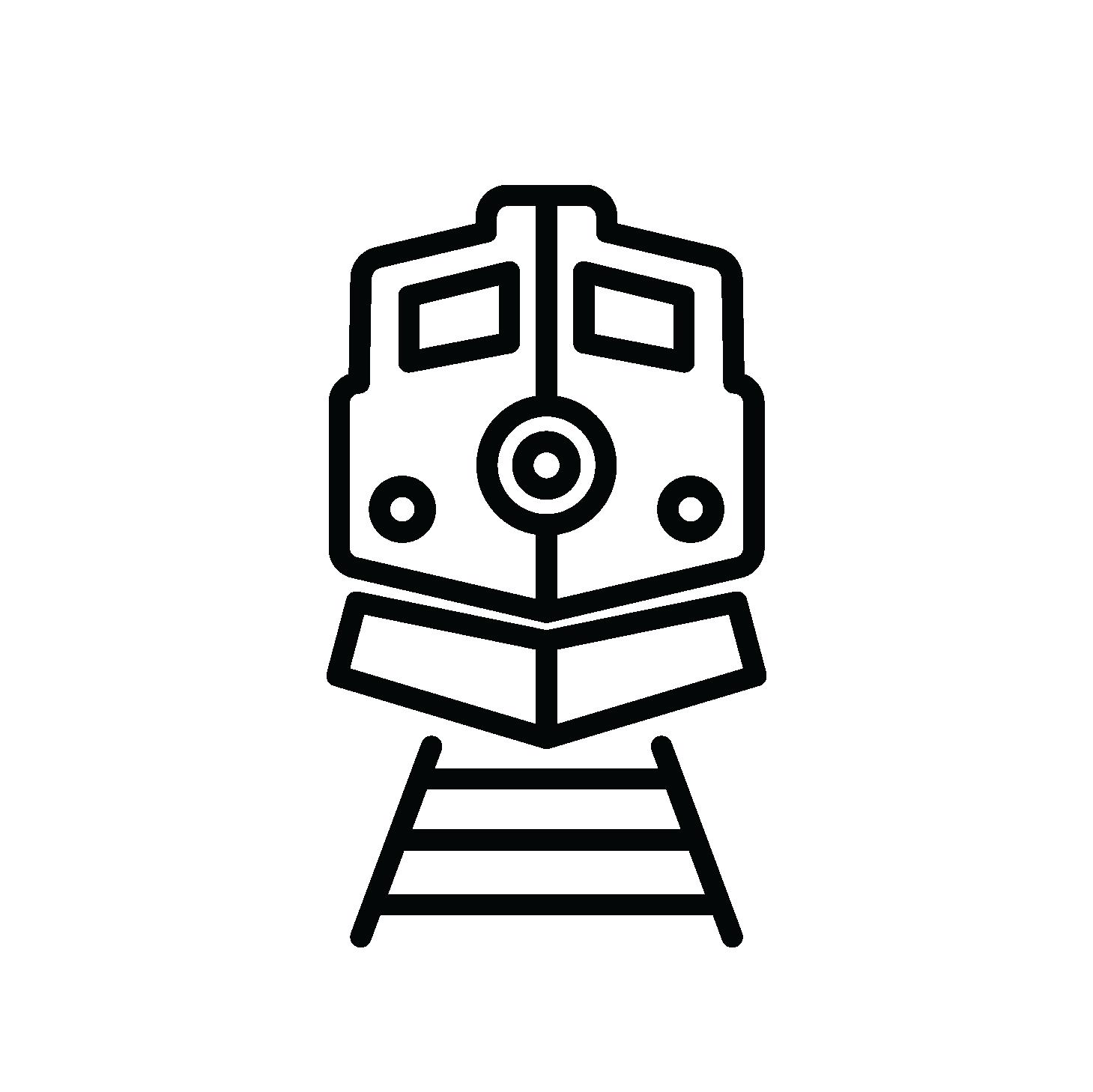 Icon Application - Railroad
