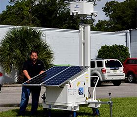 Surveillance Stabilized AL550